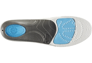3d feet high insoles