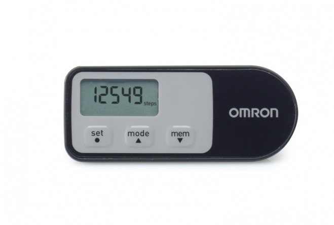 Omron walking style 2.1 step counter